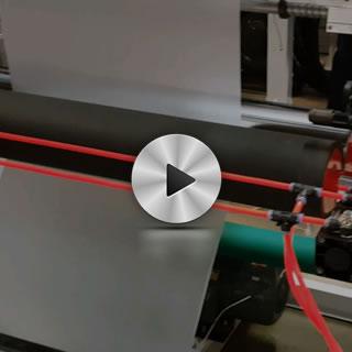900型高速吹膜机视频